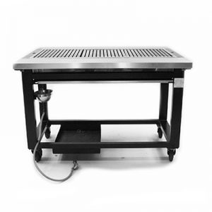 Barbecue Gas 110 x 60 cm 6 Branders Lydison Verhuur