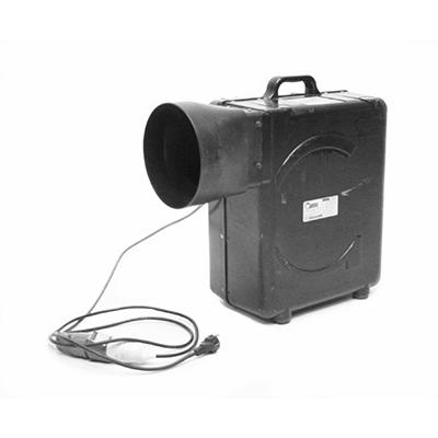 Luchtblower tbv springkussen 220 volt 1200 watt Lydison Verhuur