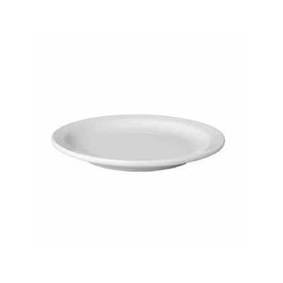 Bord plat 16 cm wit Lydison Verhuur