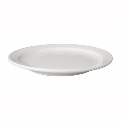 Bord plat 21 cm wit Lydison Verhuur