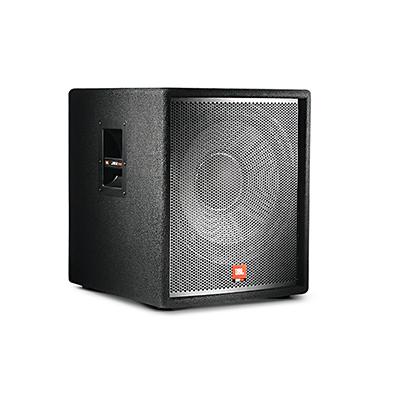 JBL jrx 118 SUB Speaker Licht en Geluid Lydison Verhuur