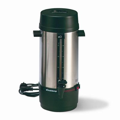 Koffiezetapparaat 40 Kops 220 volt 1250 watt Lydison Verhuur
