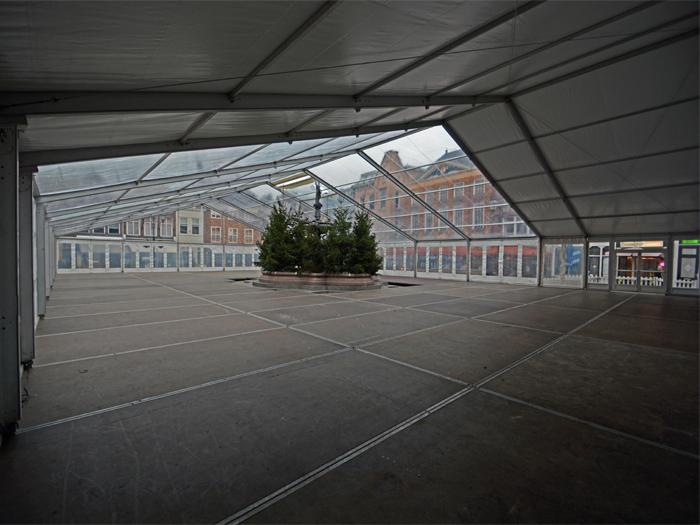 Cassette Vloer voor Aluminium Constructie Tent per m2
