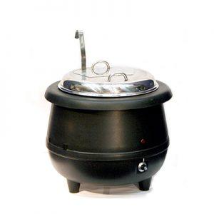Soepketel 11 liter 220 volt 450 watt Lydison Verhuur