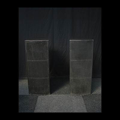 Sub Woofers 315 - 2 x 3000 Watt PeBe Verhuur Lydison Verhuur