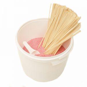 Suikerspin Materiaal voor 300 Suikerspinnen Lydison Verhuur
