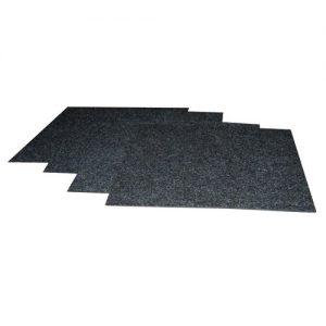 Vloertegel 1 x 1 Meter Zwart Lydison Verhuur