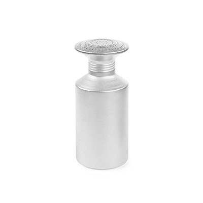 Zoutstrooier aluminium Lydison Verhuur