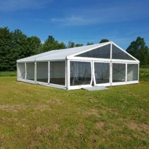 Aluminium Tent Hal 10 x 10 compleet Lydison Verhuur