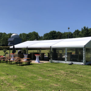 Aluminium Tent Hal 10 x 15 compleet Lydison Verhuur