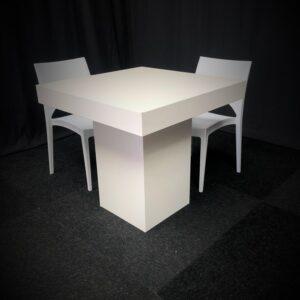 Tafel-Wit-Lounge-Lydison-Verhuur